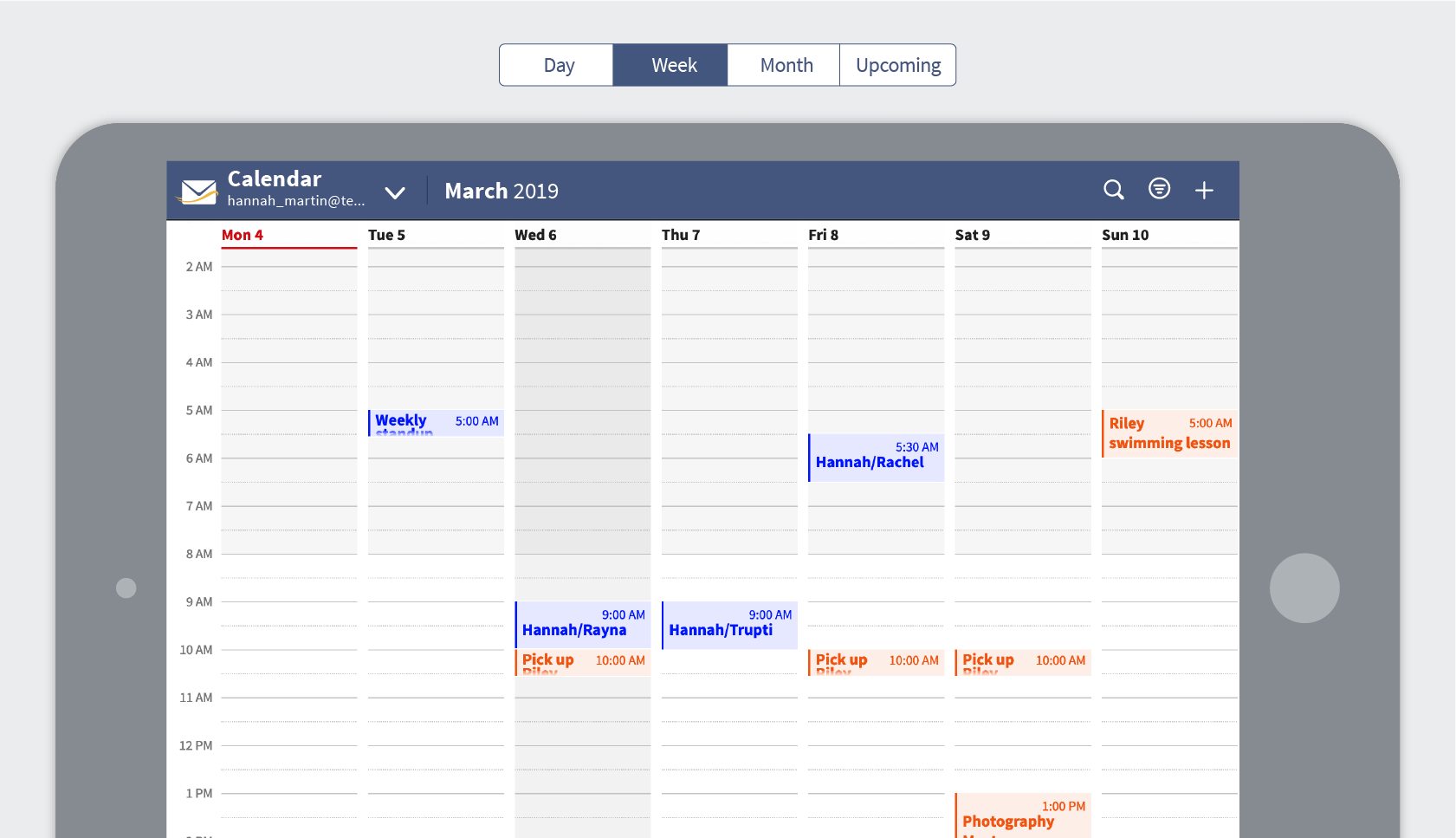 Whats New On Calendar >> Power Up Your Productivity With Fastmail Calendars